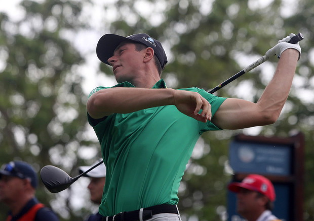 Mayakoba Golf Classic in Mexico (foto: EPA)