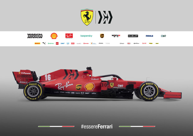 F.1: si chiama Sf1000 la Ferrari del mondiale 2020 © SCUDERIA FERRARI PRESS OFFICE