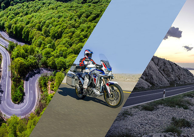 Honda Africa Twin, al via in primavera 'Arica Twin Tours' © ANSA