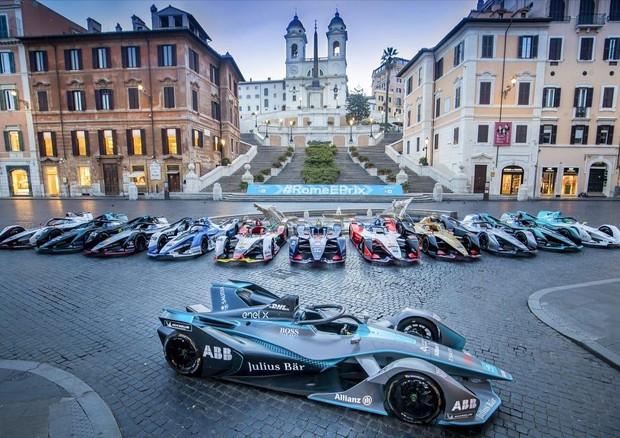 Formula E torna a Roma il 10 aprile 2021   Attualità   ANSA.it
