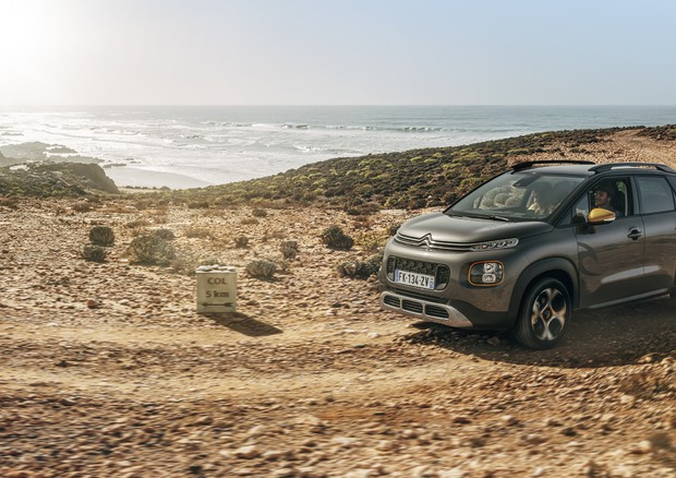 Citroen, arriva serie speciale C3 Aircross Rip Curl © ANSA