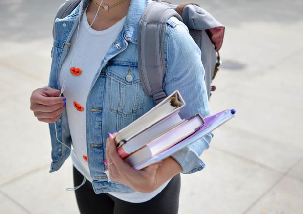 Maturità 2020: studenti in crisi tra maxi orale, isolamento e pressione dei genitori © ANSA
