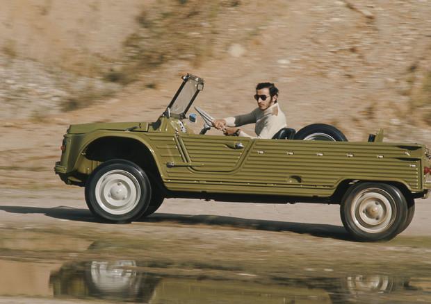Citroen Méhari, nel 1947 nasceva l'auto 'di plastica'
