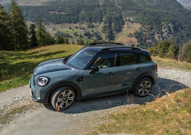 Mini Countryman Cooper SD, che grinta con il diesel 190 Cv © Bmw Press Italy