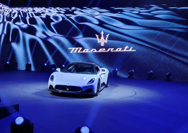 Presentazione Maserati MC 20 © ANSA