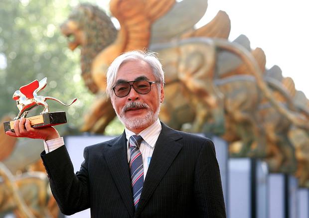 Miyazaki compie 80 anni e lavora su nuovo film (ANSA)