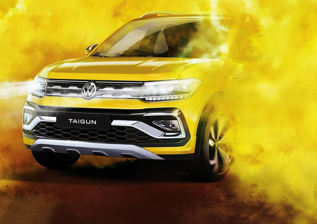 Volkswagen Taigun, pronto al debutto nuovo suv made in India © Volkswagen