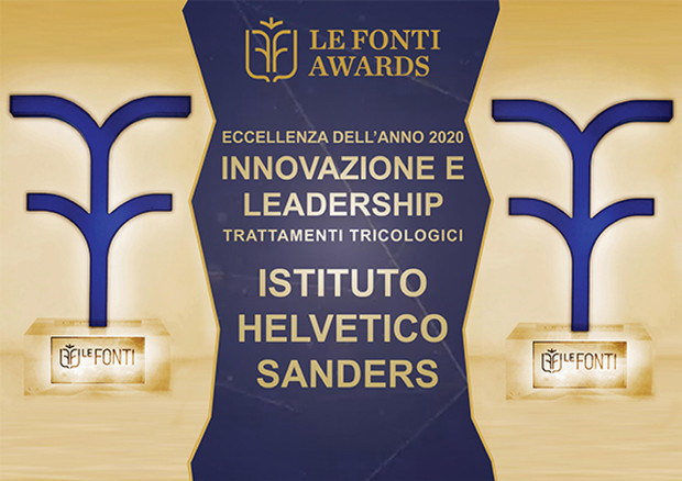 Istituto Helvetico Sanders vince Le Fonti Awards ...