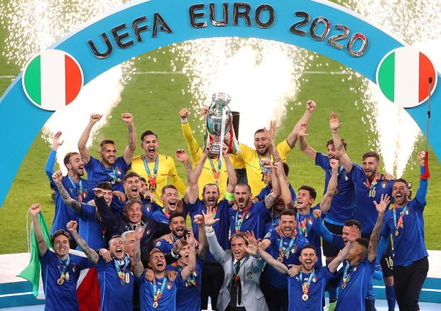 Italia campione d'Europa, Inghilterra battuta 4-3 dopo i calci di rigore -  Europei 2020 - ANSA.it