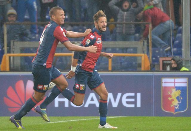 Genoa-Juventus 1-0, le pagelle - Calcio - Ansa.it