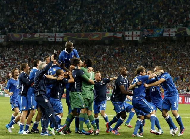 Italia-Inghilterra: Azzurri, batteteli ancora - Mondiali ...