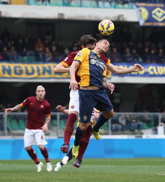 Verona-Roma 1-1, le pagelle - Calcio - Ansa.it
