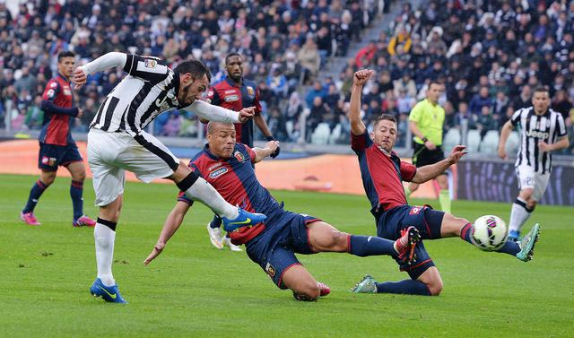 Juventus-Genoa 1-0, le pagelle - Calcio - Ansa.it