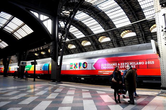 Nata la nuova stazione milano expo 2015 foto for Quotazione ferro oggi