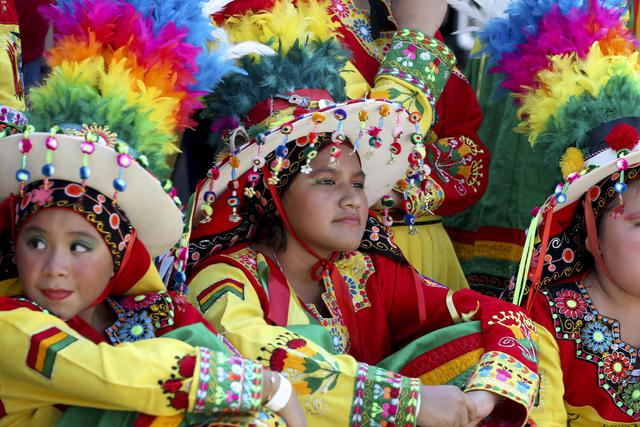 Bolivia National Day at Expo in Milan