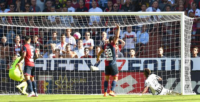 Genoa-Juventus 0-2, le pagelle - Calcio - Ansa.it