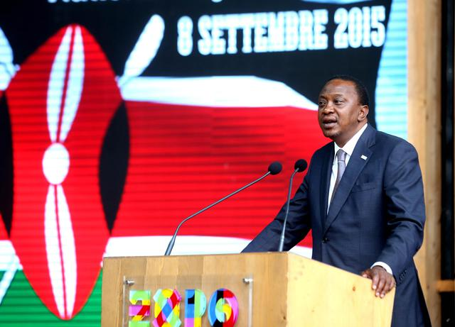 Expo 2015: National Day Kenya