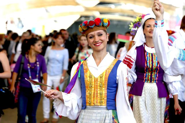EXPO 2015: National day Bielorussia