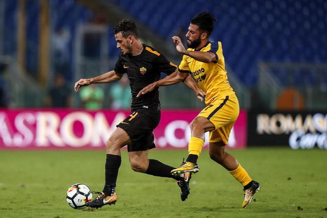 Serie A: Roma-Verona 3-0, le pagelle - Calcio - Ansa.it