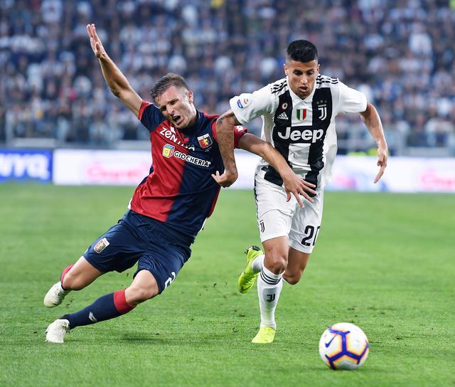 Serie A: Juventus-Genoa 1-1, le pagelle - Calcio - Ansa.it