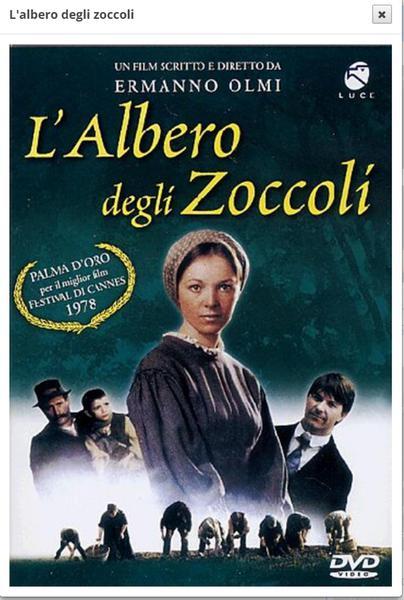 Preferenza Ermanno Olmi, le locandine dei film - Spettacolo - Ansa.it HR02