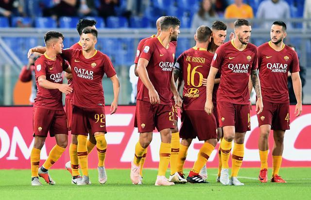 Serie A: Roma-Frosinone 4-0, le pagelle - Calcio - Ansa.it