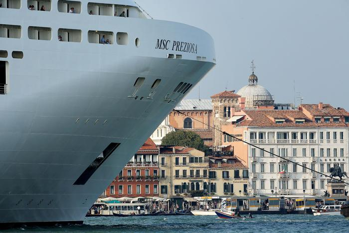 Weird Italy a1ffc665b25f7e927ddd9b6da6e74d9f Cruise ships stopped from landing in Venice 'definitively' What happened in Italy today