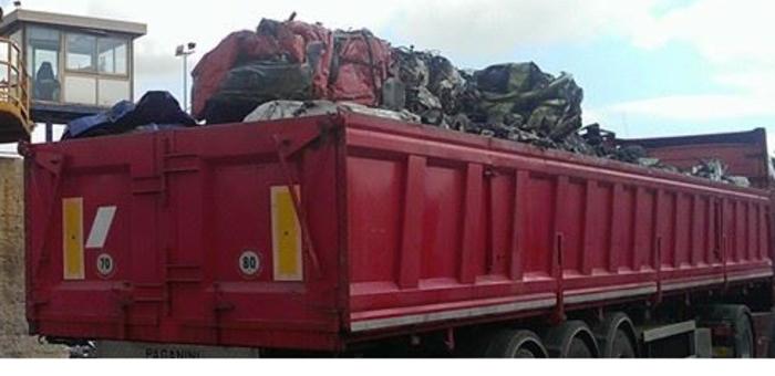 Traffico illeciti rifiuti, 14 arresti