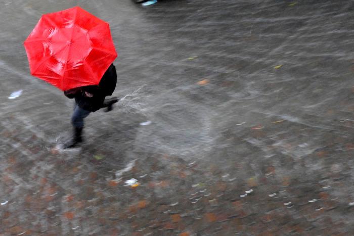Maltempo:in Toscana allerta arancione per piogge e temporali
