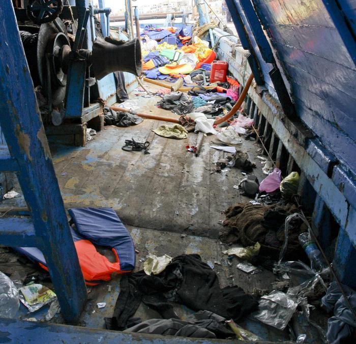 Migranti: strage profughi; una condanna all'ergastolo