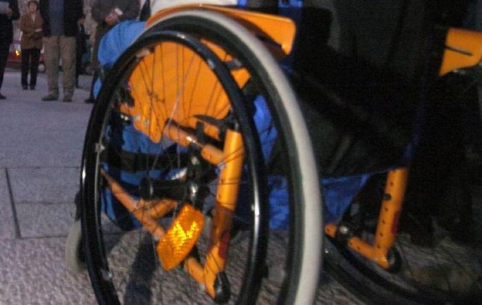 Donna invalida abbandonata, una denuncia – ANSA.it