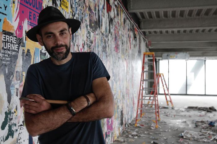 Nello Petrucci, artista italiano al WTC - Arte - ANSA.it