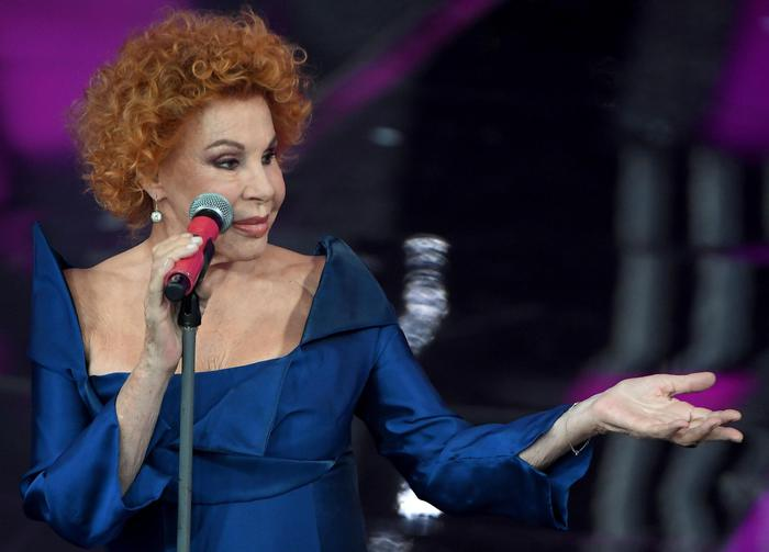 Weird Italy 403245822dc2599f87688e9ff2497b5e Giorgia, Vanoni to play Sanremo - English What happened in Italy today