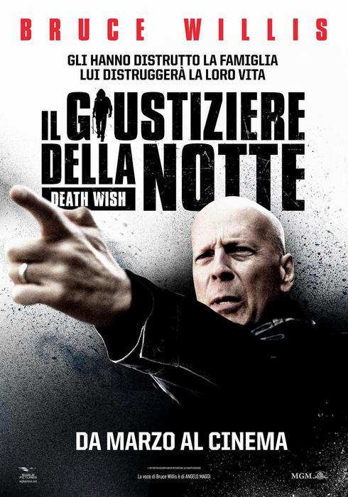 Torna Il giustiziere della notte – ANSA.it