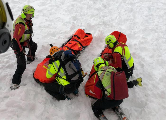 Weird Italy 5898c47ee7b0aff885f085a24b2955d2 Skier killed by avalanche in Val d'Aosta What happened in Italy today