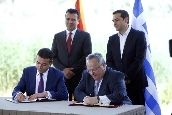 Macedonia: Tsipras, un incontro storico – ANSA.it