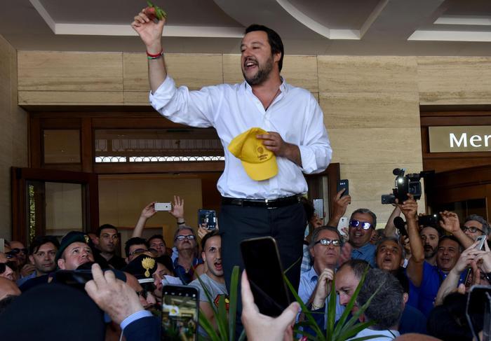 Migranti, Tunisia: 'Profondo stupore per le frasi di Salvini' – Mondo – ANSA.it