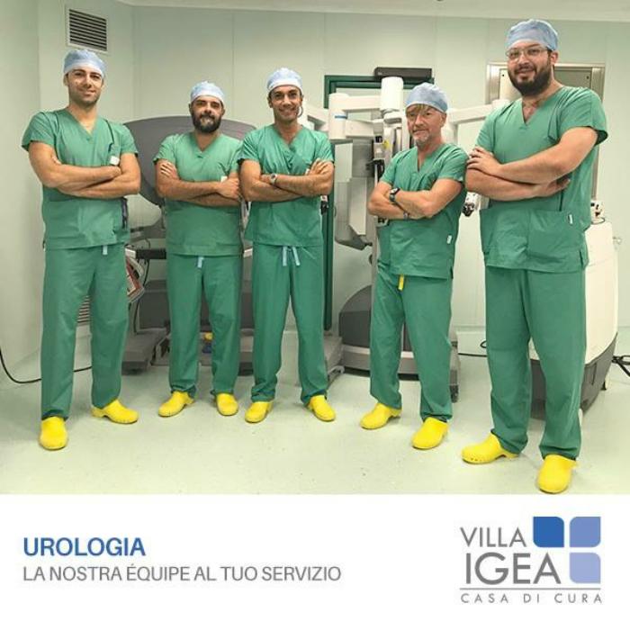 intervento prostata con laser ad olmione