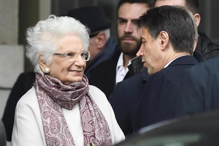 Liliana Segre compie 90 anni. Conte: 'Grazie per il suo impegno contro l'odio' thumbnail