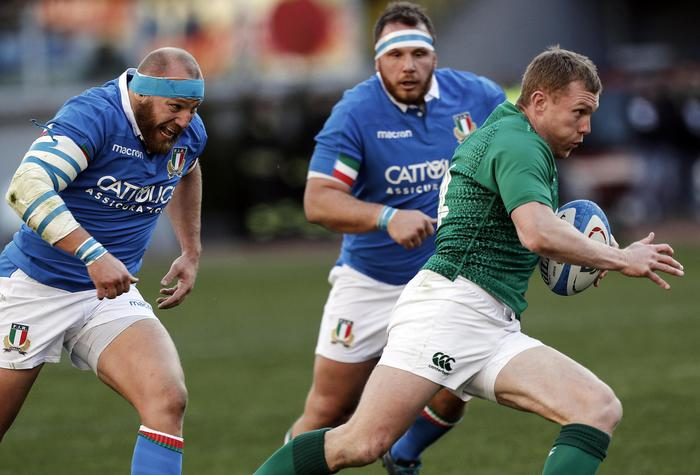 Weird Italy ef30b47a6eb87a00c85c377e56b8f4aa Rugby: Smith names Italy's 6 Nations training squad - English What happened in Italy today