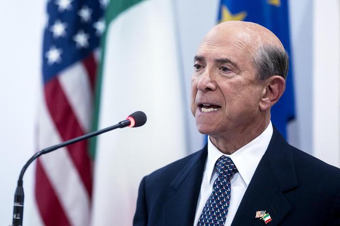 US worried about Italian Silk Road involvement - envoy - English - ANSA.it