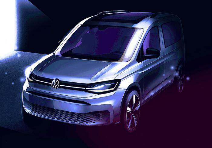 Volkswagen Caddy 2021 quinta generazione, salto di qualità ...