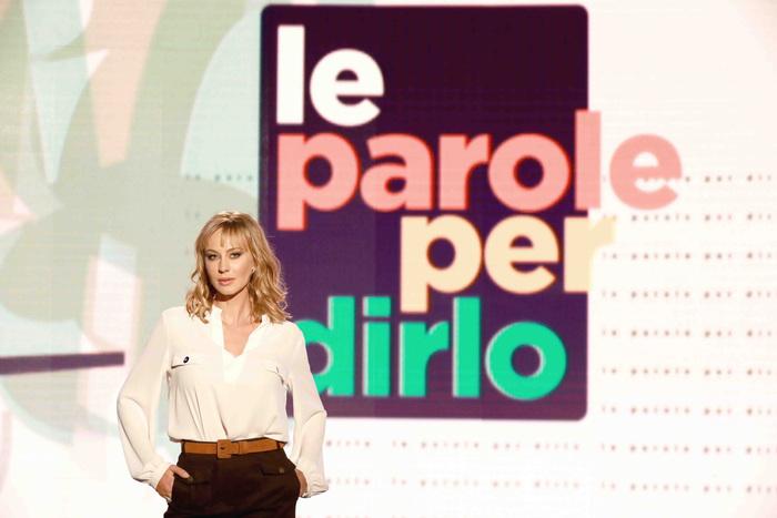 Noemi Gherrero Su Rai3 Troviamo Le Parole Per Dirlo Tv Ansa