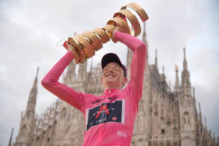 Weird Italy 61d2bf596049fd453343c715fc775c17 Cycling: Giro d'Italia to run from Turin to Milan, May 8-30 What happened in Italy today