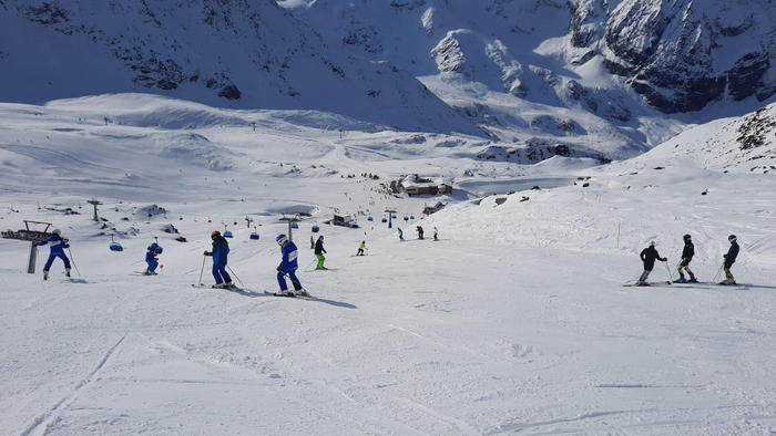 Weird Italy 59d28016037538c712f14b6a495526b8 Ski slopes to reopen Feb 15 What happened in Italy today
