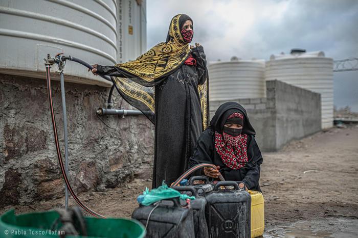 Image Coronavirs: Oxfam, dimezzati gli aiuti allo Yemen