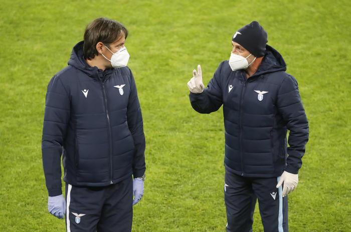Covid: Lazio, positivi per Champions già in isolamento - Calcio - ANSA