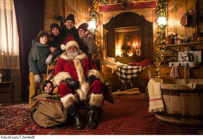 Babbo Natale Wikipedia.10 Giorni Con Babbo Natale Una Favola Di Genovesi Cinema Ansa