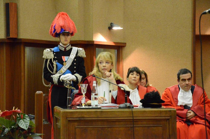 Weird Italy f3866fe741b63ccb1136f806912cc83d 1st woman PG takes office in Milan - English What happened in Italy today
