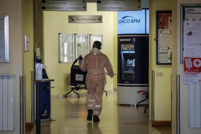 Coronavirus: riapre pronto soccorso ospedale Codogno - Cronaca